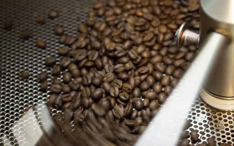 Calgary cafe coffee roasting services